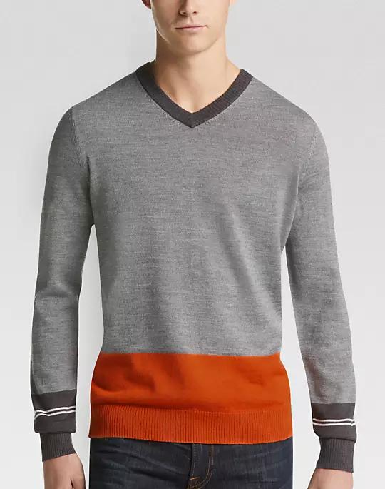 Men's Wearhouse : Sweaters Calvin Klein rebajados de $98 USD a 9.99 USD. (Mas 20 de Envio a Mexico o Gratis a EU).