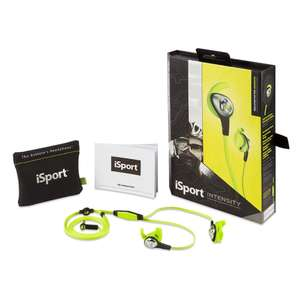 Cyber Monday Amazon: Audífonos Monster iSport In-Ear