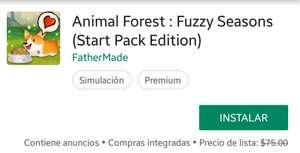 Google Play Animal Forest