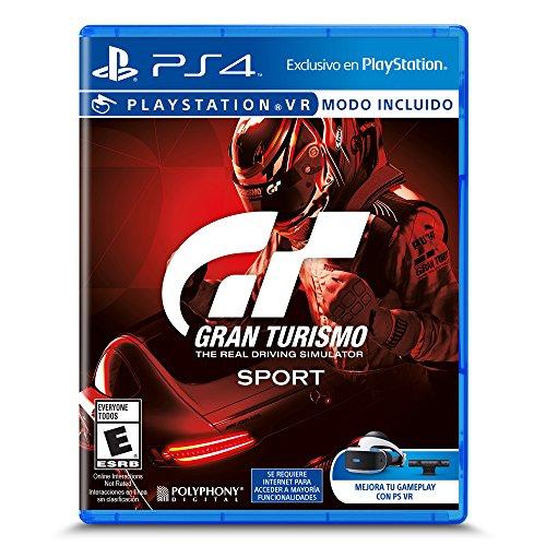 Amazon: PS4 Gran Turismo Sport
