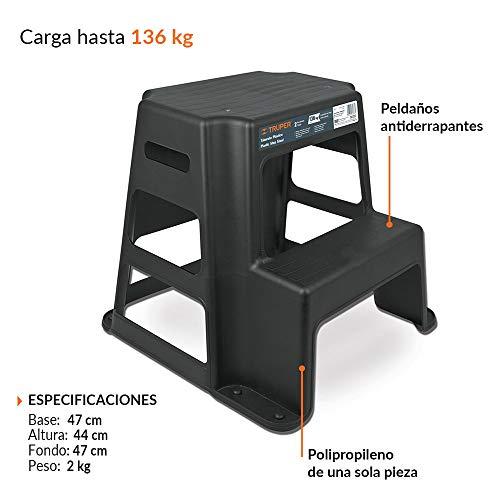 AMAZON MX: Escalera de plástico Truper