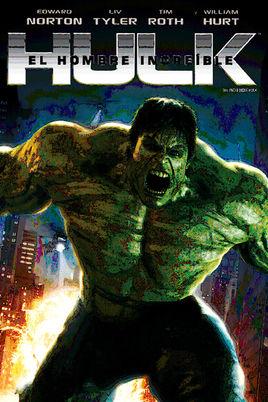 iTunes: Hulk: El Hombre Increible [HD]