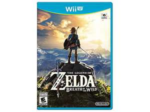 Suburbia: The Legend Of Zelda Breath Of The Wild para Wii-U $190.72