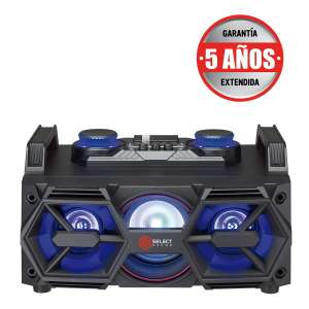 Chedraui: Bocina SELECT SOUND DJ PARTY228