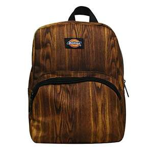 Amazon: Dickies Mini mochila Woodgrain