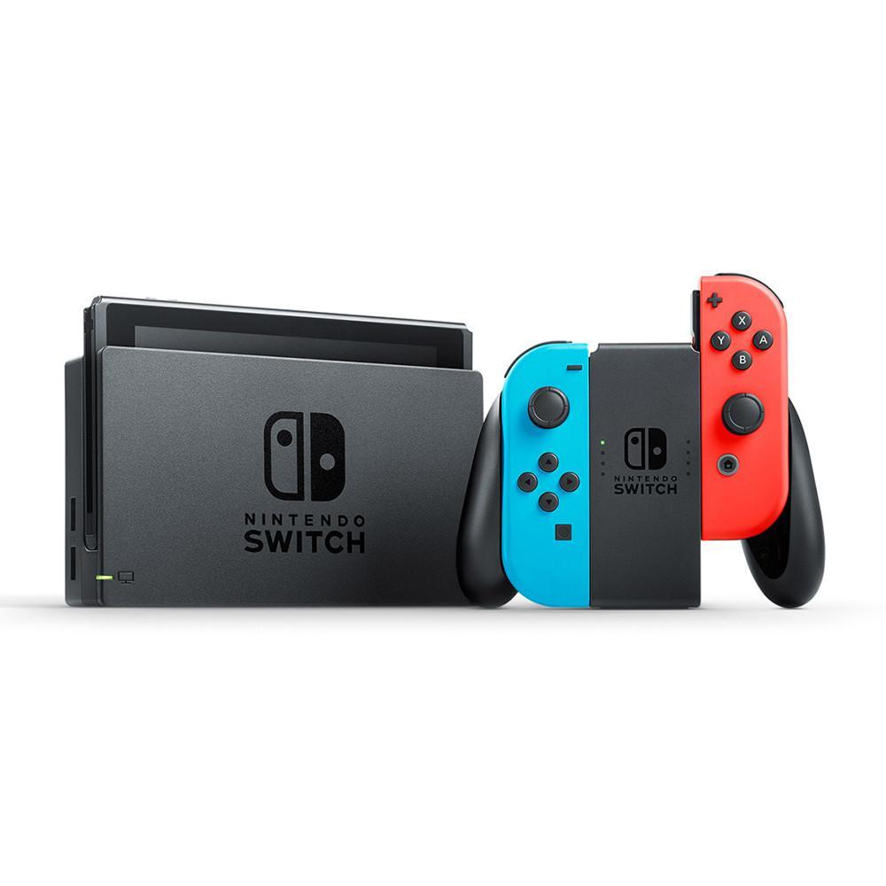 Walmart: Consola Nintendo Switch Neón (Con BBVA Wallet)