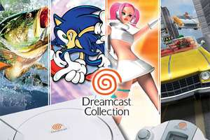 Amazon: Sega Dreamcast Collection (código para Steam) $2.10 USD
