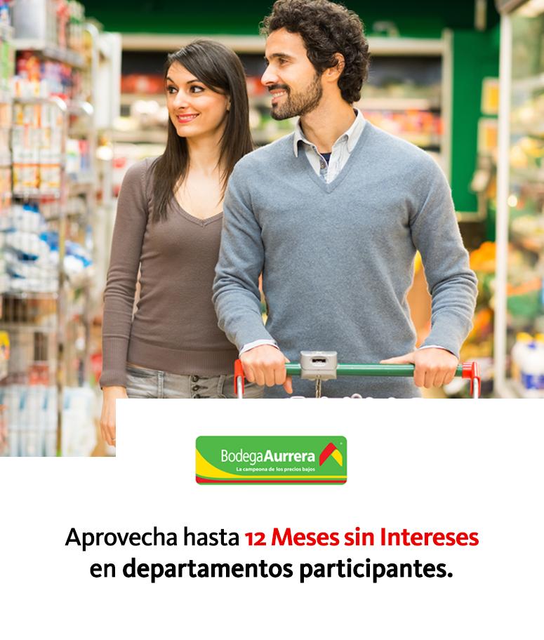 Santander: 1 Mes de bonificacion en Walmart, Walmart.com y Bodega Aurrera en compras a 12MSI