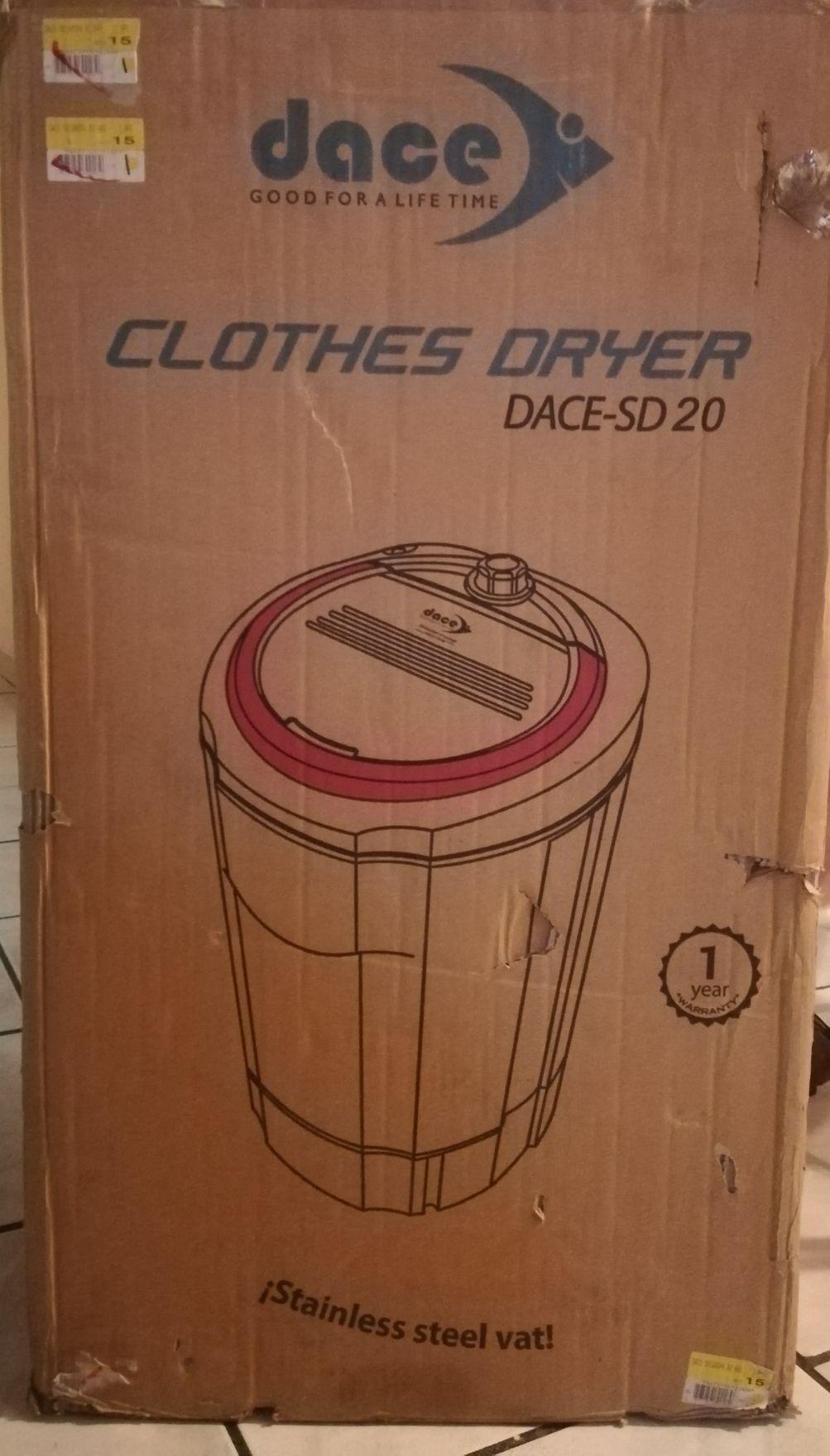 Bodega Aurrerá: Secadora de ropa centrífuga, capacidad 6 kg
