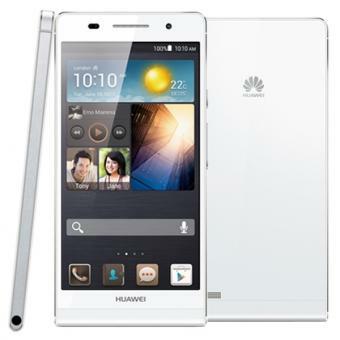 """Linio. Huawei Ascend P6S 16GB Reacondicionado, 4.7"""" Quad Core a 1,6 Ghz, RAM: 2GB, Dual SIM"""