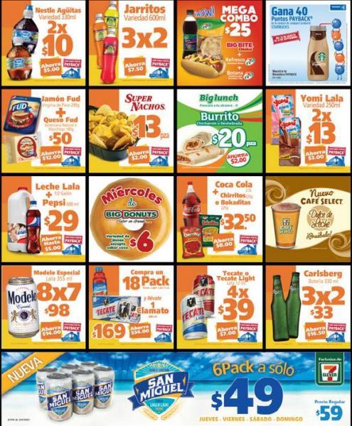 7 Eleven: ofertas en cerveza del 15 de agosto al 11 de septiembre