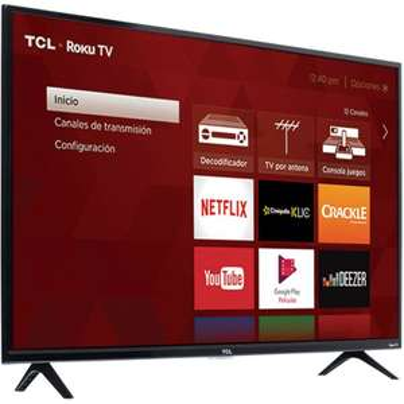 """Best Buy: TCL Smart TV 50"""" UltraHD con Roku"""