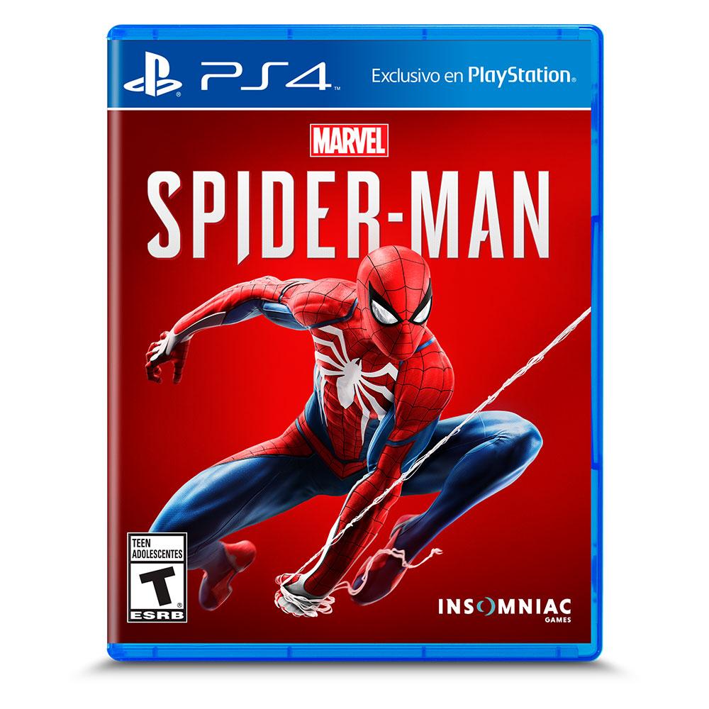 Best Buy: Spiderman PS4