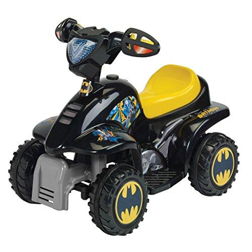 Amazon MX: Prinsel Vehículo Mini Quad, Batman, Moto eléctrica