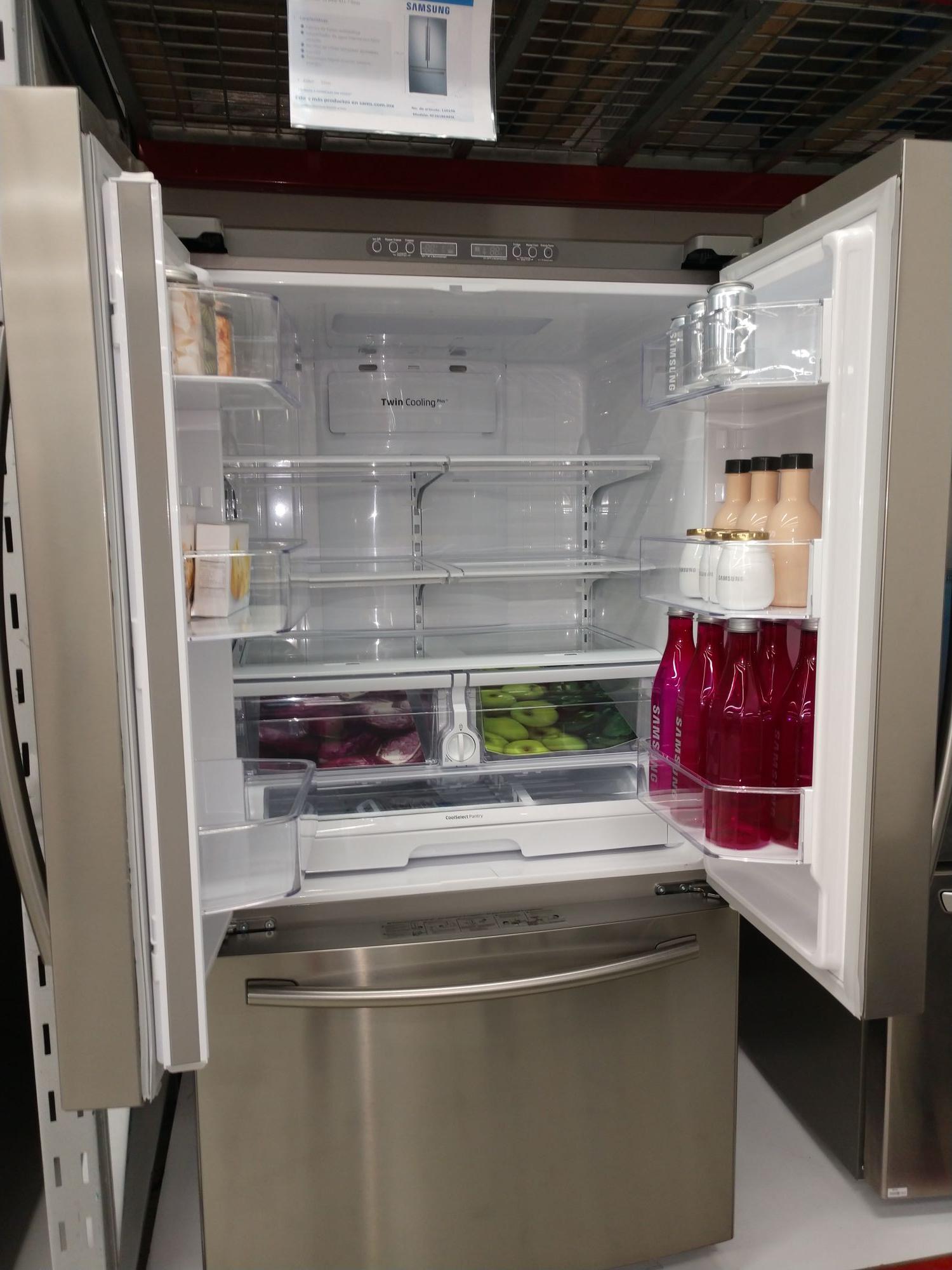 Sam's Club: Refrigerador Samsung 26p