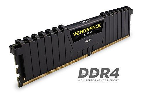 Amazon MX: Memoria RAM DDR4 Corsair Vengeance® Lpx 32gb (2 X 16gb) 2666mhz  CMK32GX4M2A2666C16