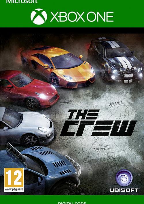 Cdkeys: The Crew para Xbox One