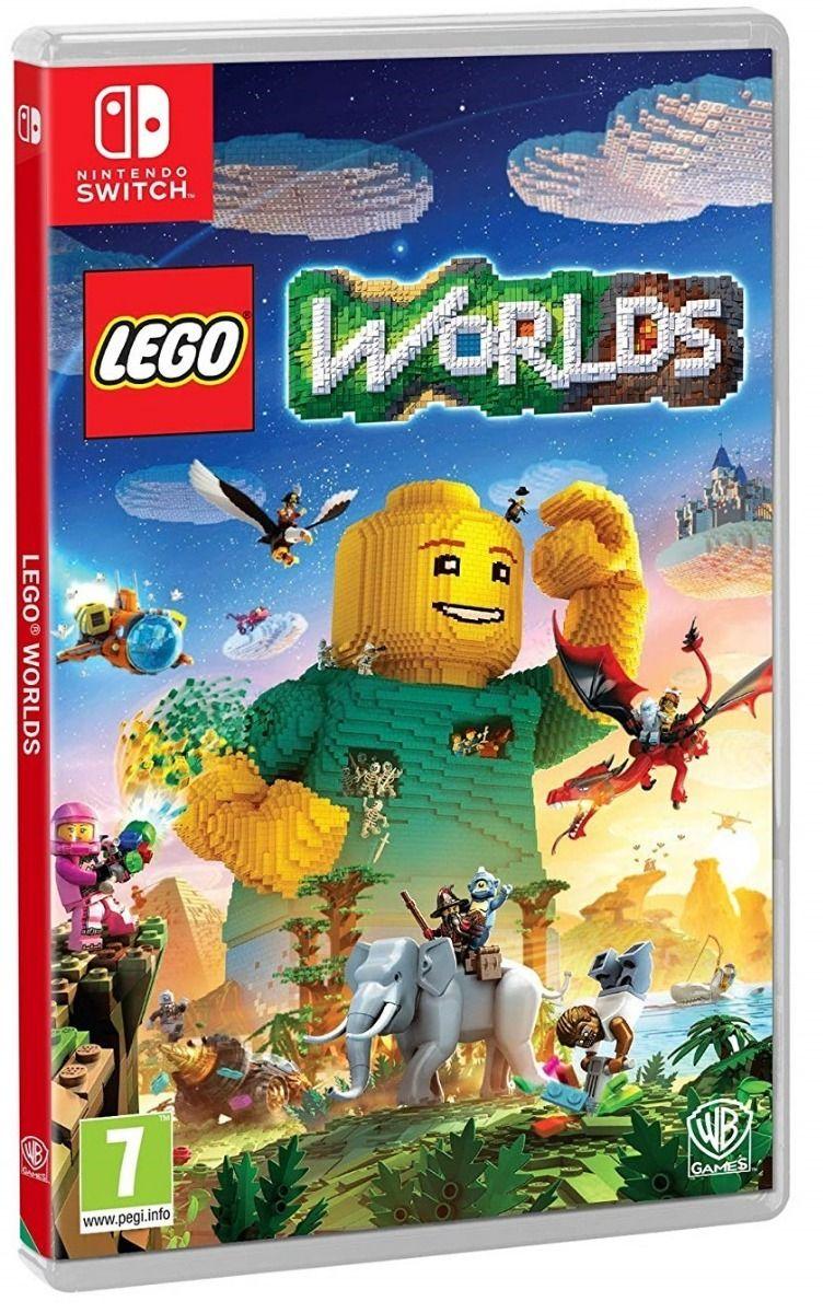 Walmart: Nintendo Switch Lego Worlds - Envío Gratis