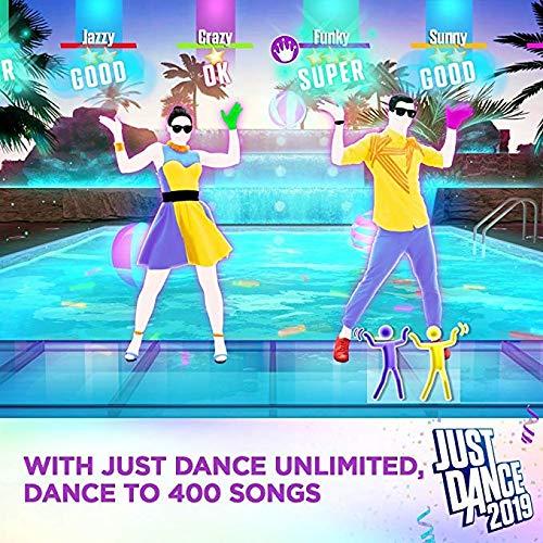 Amazon: Just Dance 2019 para Nintendo Switch