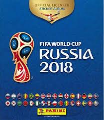 Gamers: Album con 10 sobres de estampas Rusia 2018 $4.99 (mundial Fifa 2018 de panini)