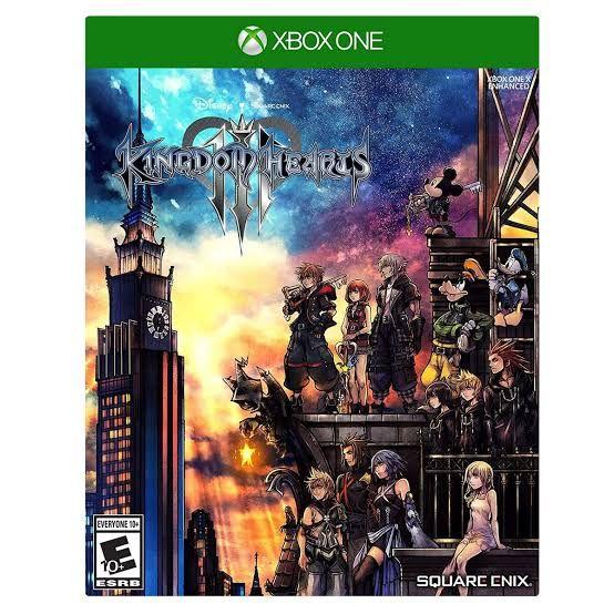 Walmart: Kingdom Hearts 3 Xbox One+ Envío Gratis