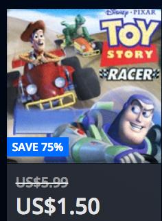 PSN Store: Ofertas de juegos de Disney de PS1