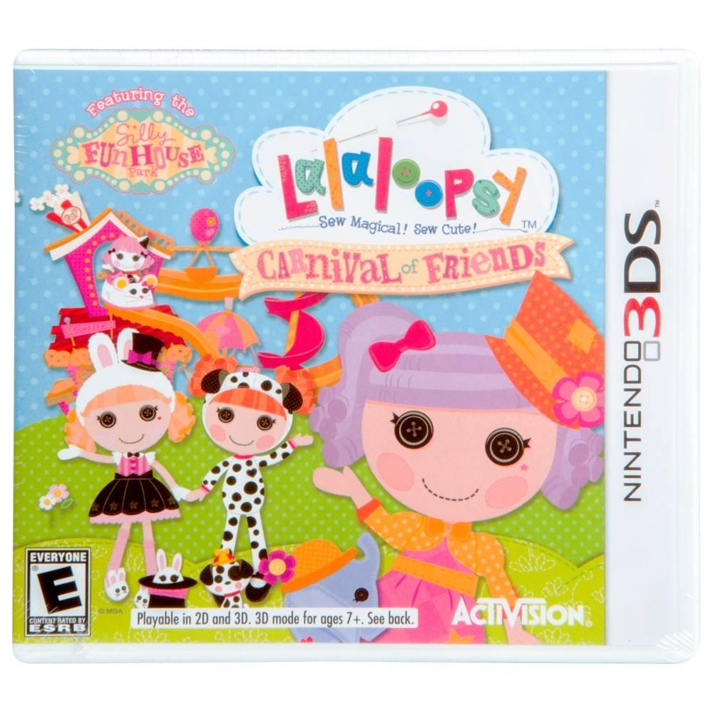 Walmart: Juego LalaLoopsy 3DS $90