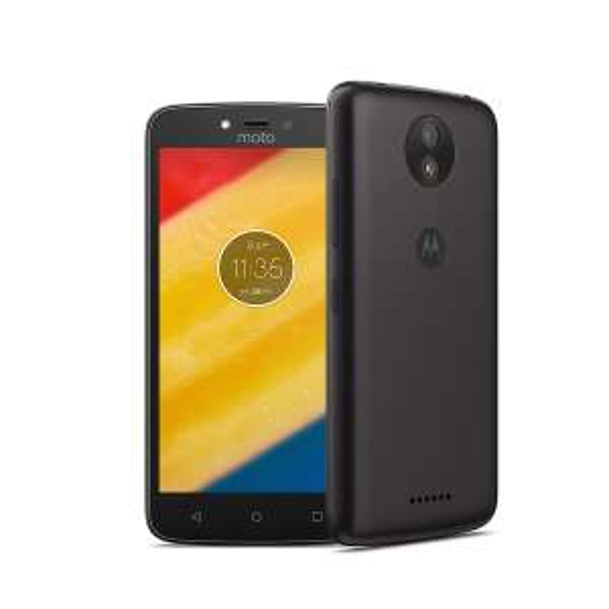 Chedraui en línea: Smartphone Moto C 16GB Negro Unefon