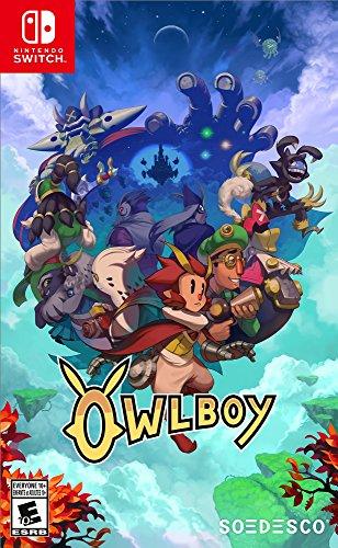 Amazon MX: Owlboy - Nintendo Switch - Standard Edition