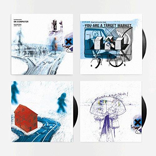 Amazon: Vinyl Radiohead Ok Computer Oknotok 1997 2017