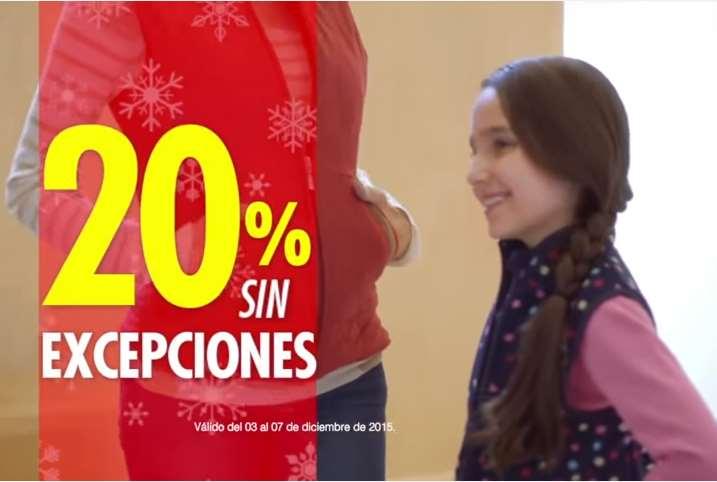 Suburbia: 20% de descuento en sweaters, chalecos y chamarras