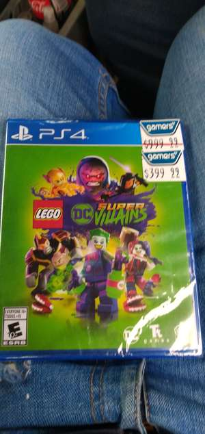 Gamers: Lego DC villains