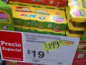 Sam's Club: Postresitos gerber a $19 y Kit uñas para niñas a $49