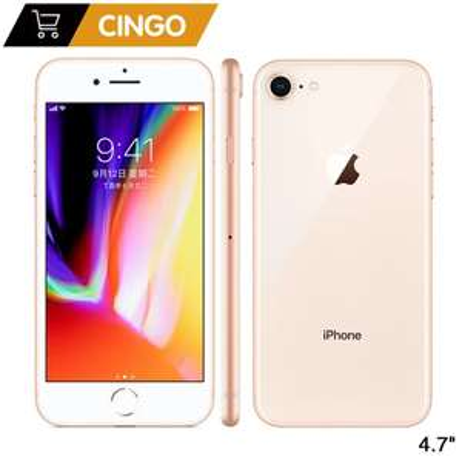 Aliexpress: iPhone 8 64GB Negro ($8389 con cupón de nuevo usuario)