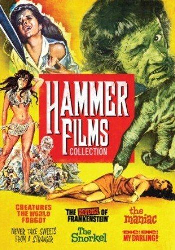 Amazon MX: 6 películas de la Hammer Films en 2 DVD