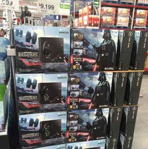 Sam's Club La Raza: Bundle PS4 Consola Star Wars (Edición limitada) + Battlefront