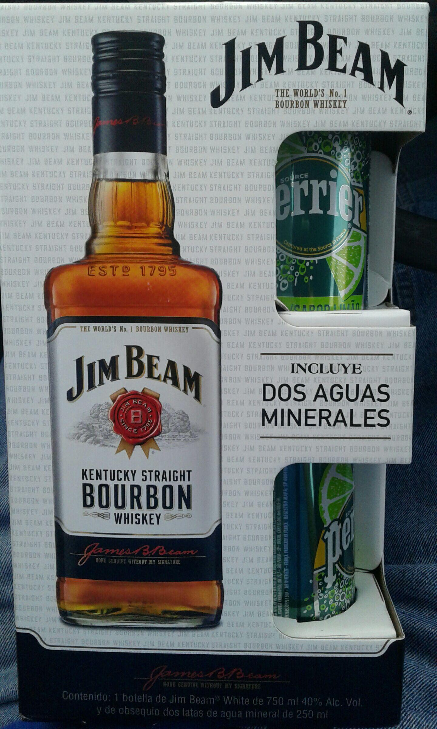 Superama: JIM BEAM DE 750 ml