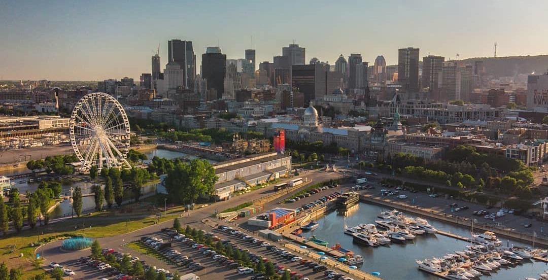 Vuelos redondos a Montreal desde $4,264 (desde DF, GDL, Monterrey, Cancún)