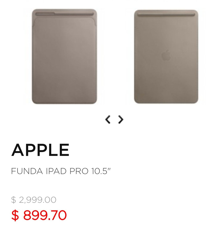 Palacio de Hierro: Funda Apple iPad Pro 10.5 Varios Colores