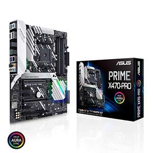 Amazon: ASUS Prime X470-Pro AMD Ryzen 2 AM4