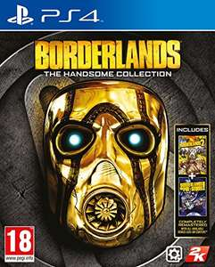 Amazon: Borderlands the Handsome Collection PlayStation 4 y Xbox One