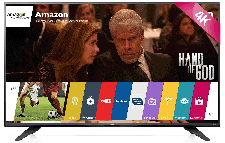 Amazon: Pantalla LG 4k 49UF7600 a $11,999