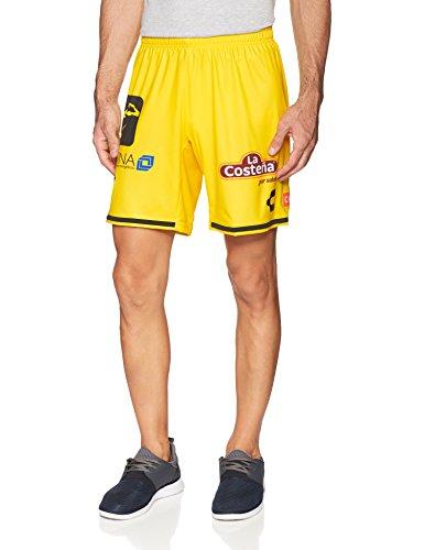Amazon: Charly 5027689 Shorts para Hombre, Color Amarillo, Chico
