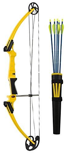Amazon: Genesis Kit Arco Derecho, color amarillo