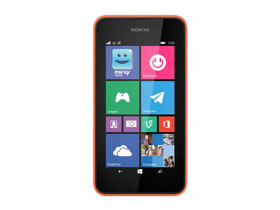 Celular Lumia 530 Liverpool - $749