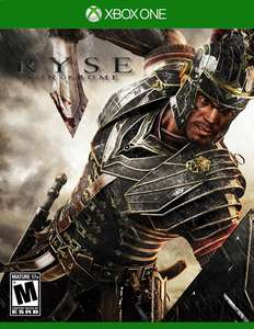 B Store - Ryse: Son of Rome Xbox One $199