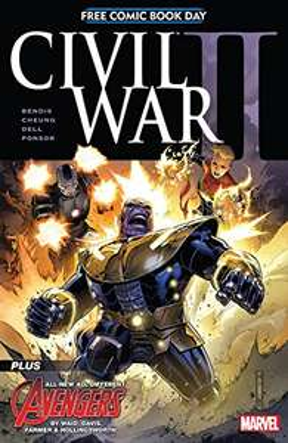 Amazon: Marvel Avengers FCBD 2016: Civil War II #1 (Civil War II (2016)) (English Edition) libro electrónico
