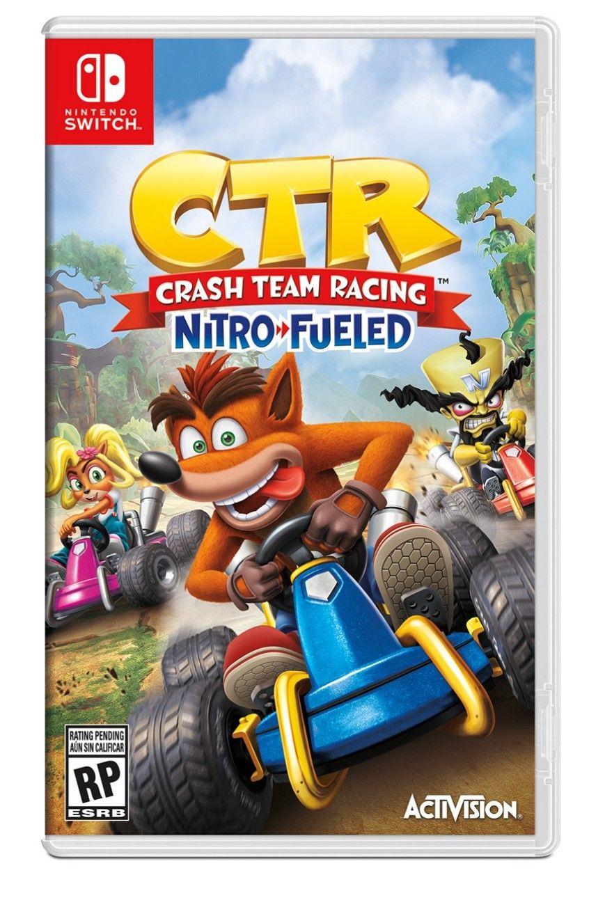 Liverpool: Crash Team Racing Nitro Fueled (todas las consolas)