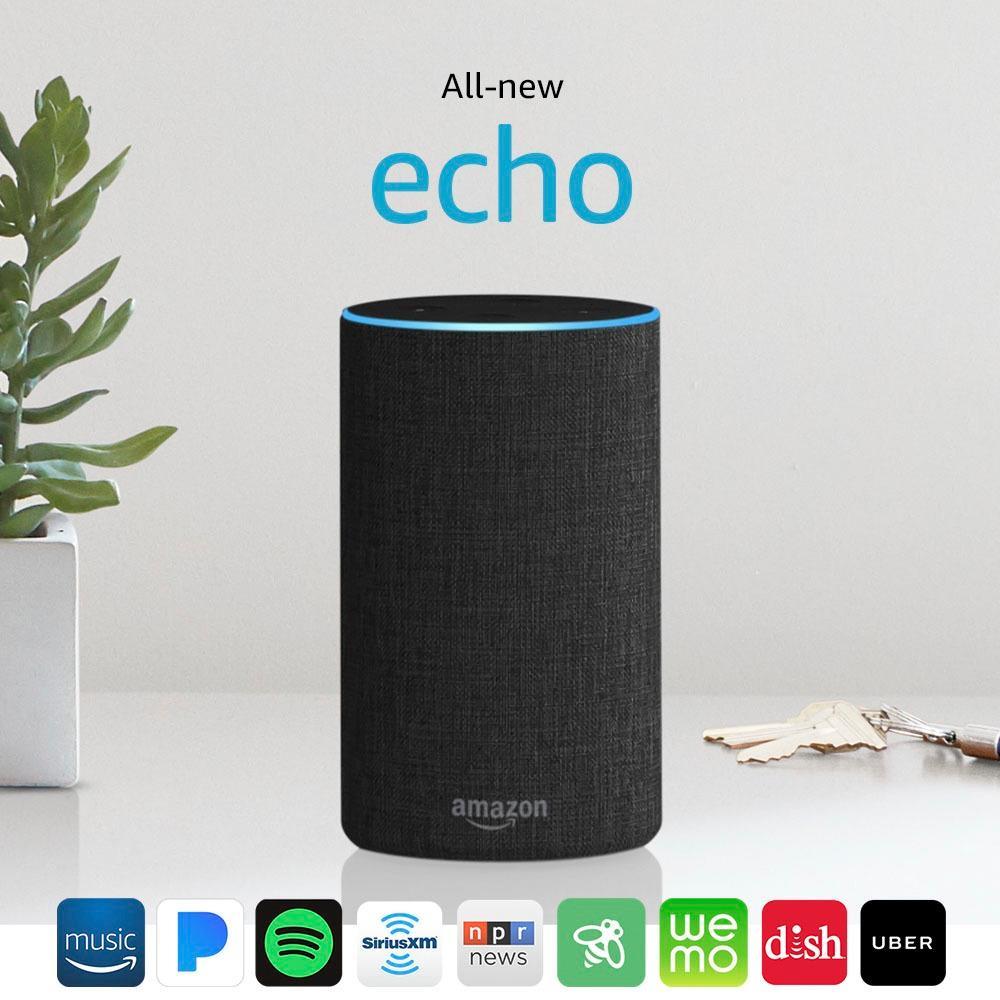 Amazon: Compra un Echo, y llévate un Echo Dot por $500
