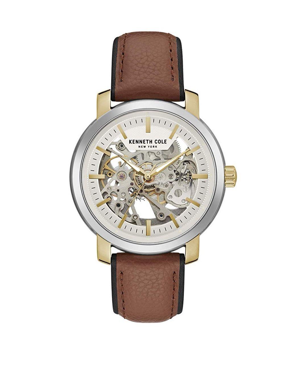 Amazon: Reloj Automático Kenneth Cole caballero
